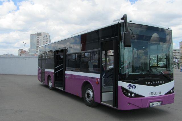 В Самаре автобус №230 будет