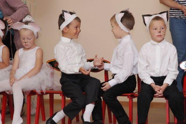 В Екатеринбурге открылись три детских сада