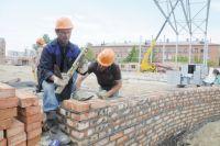 Темпы строительства в регионе растут год от года.