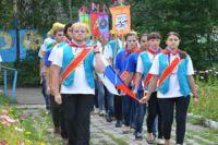 В Омской области открылся лагерь «Берёзка».