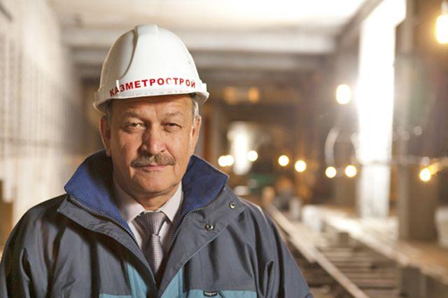 Марат Рахимов, генеральный директор ОАО «Казметрострой».