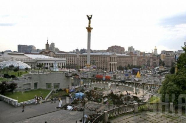 Институтская улица, Киев