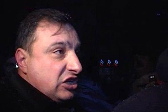 Сепаратист Клинчаев