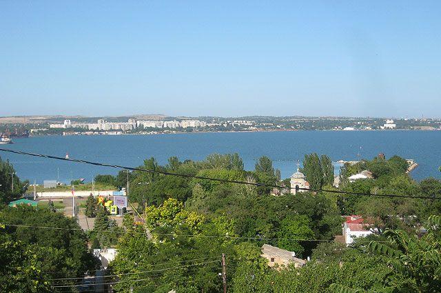 Керчь стала местом отдыха ярославцев.