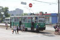 Новые трамвайные маршруты в изобилии появятся лишь на левом берегу.