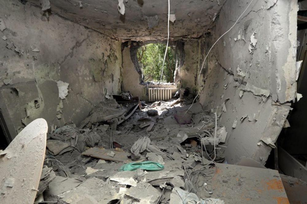Боевики ДНР расстреляли автобус с украинскими военными