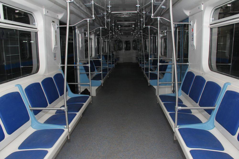 Новые вагоны нижегородского метро