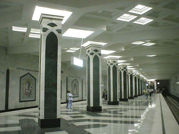 Станция «Площадь Тукая». Казань
