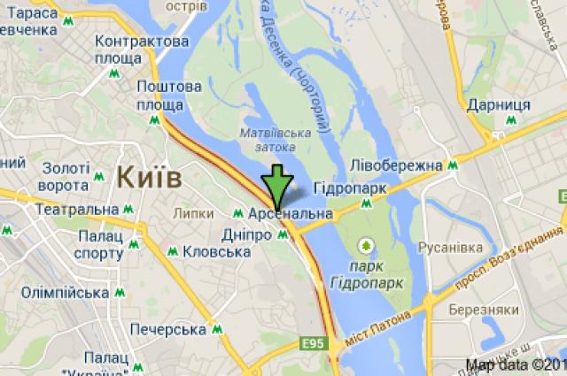Карта, Набережное шоссе