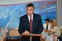 Выездное заседание администрации Приморского края в Красноармейском районе.