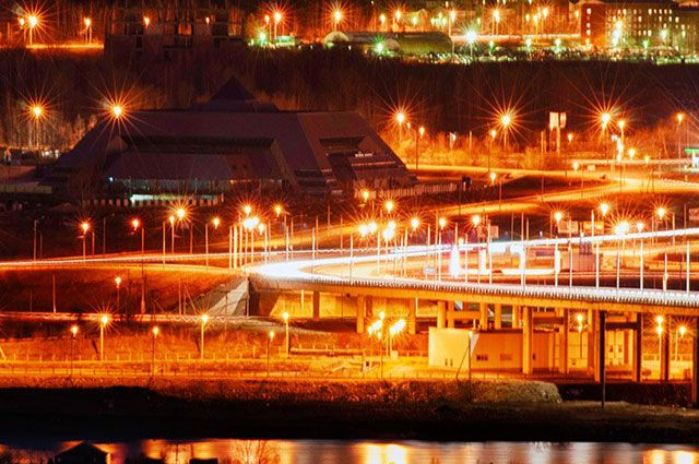 Ледовый дворец в Иркутске строят более 10 лет.