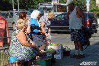Туляки готовы покупать и пыльные, и грязные овощи и фрукты