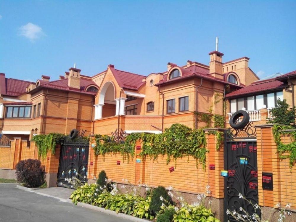 Дом Сергея Кивалова на Оболони в Киеве