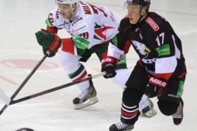 «Трактор» обыграл «Ак Барс» в матче Кубка Губернатора Нижегородской области