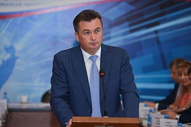 Владимир Миклушевский в Артёме.