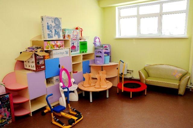 В Екатеринбурге открылся детский сад на 200 мест