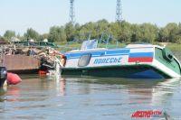 Трагедия на теплоходе «Полесье-8».