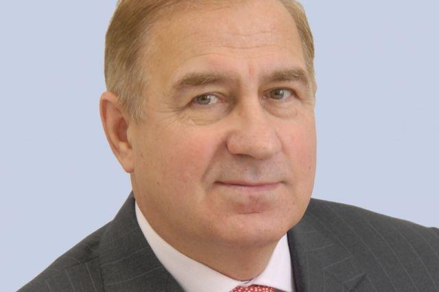 Ректор НИМБ Александр Егоршин