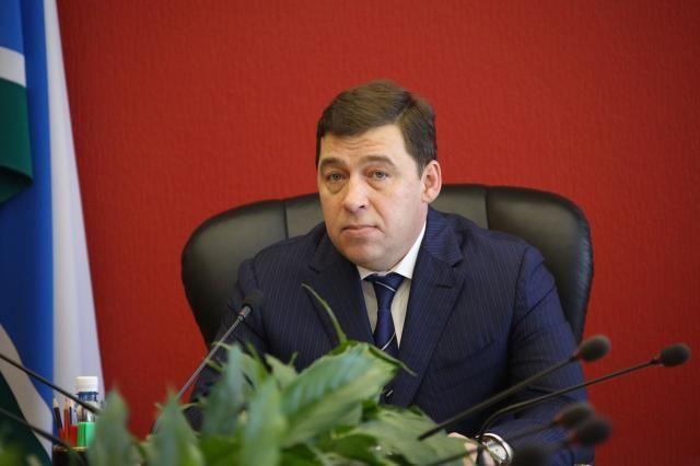 Евгений Куйвашев вошел в тройку лидеров среди глав регионов УрФО