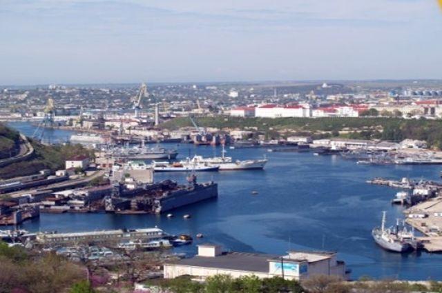 Севастопольский морской рыбный порт