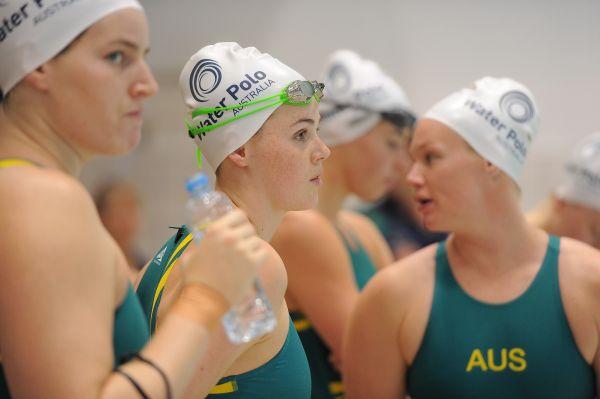Сборная Австралии сыграла со сборной США за 1 и 2 место.