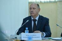 Первый вице-губернатор Приморья Александр Костенко.