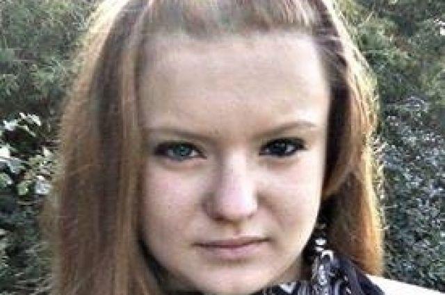 Пропавшая Карина Хаданович.