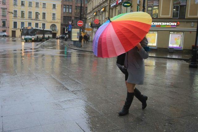 18 августа на Южном Урале пройдут сильные дожди и грозы