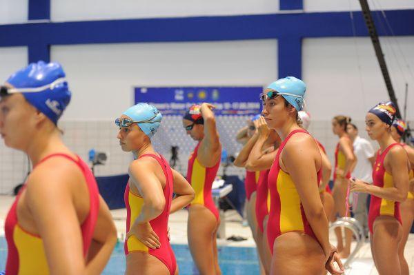 Испанки в этот день сыграли со сборной Китая. Счет 7:5. Сборная Испании стала третьей в Кубке мира.
