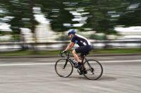 В Омске состоялись соревнования по велоспорту на шоссе.