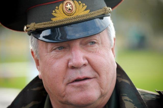 Николай Рогожкин, полпред президента в СФО.