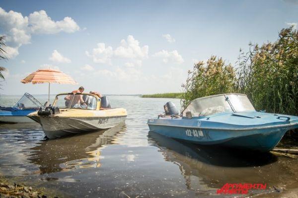 Озеро Завьялово.