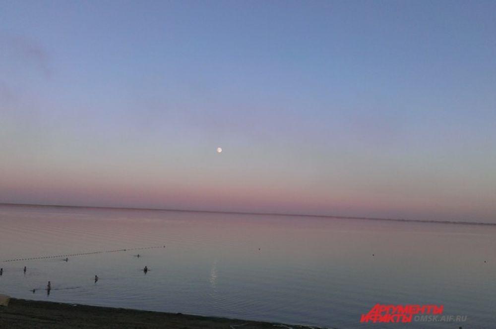 Озеро Яровое.