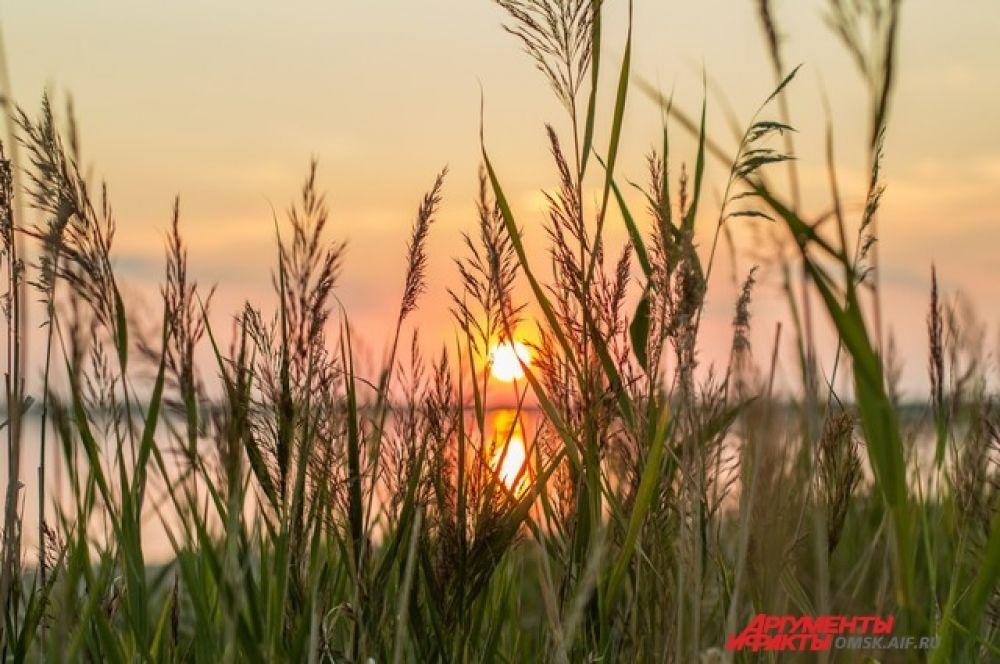 Озеро Щекулдук.