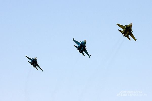 Звук двигателей этих самолетов знаком каждому новосибирцу.