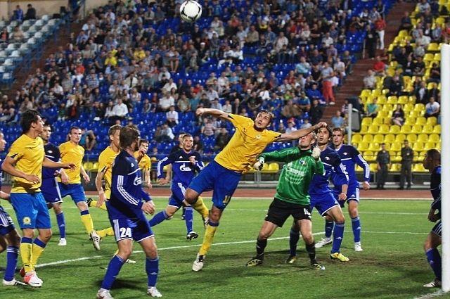 «Луча-Энергии» уже встречался с сахалинской командой в 2012году.
