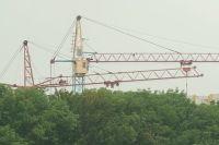 Строительство новой школы уже началось.