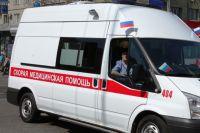 Семь человек были госпитализированы в результате аварии.