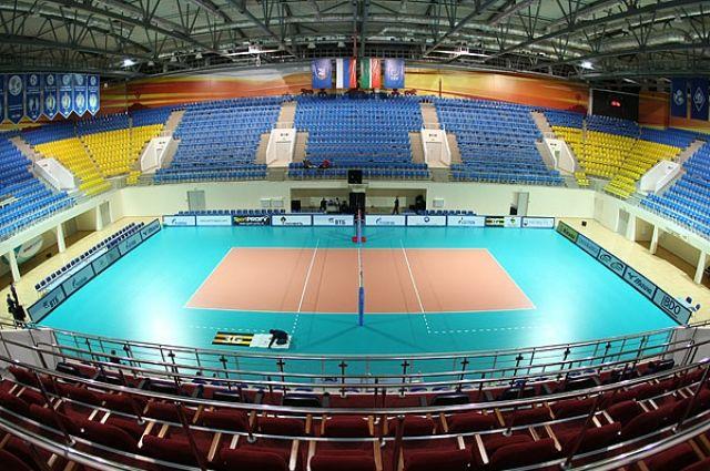В Новосибирске появится волейбольный центр европейского класса