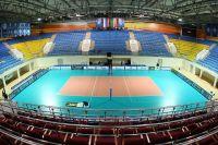 Казанский волейбольный центр. По этому проекту построят и новосибирский.