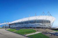 Эскизный проект стадиона в Ростове