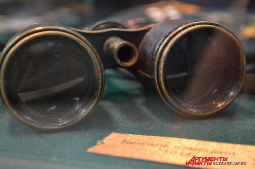 Немецкий бинокль 1914 г.