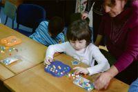 Для детей инвалидов будет работать лекотека.