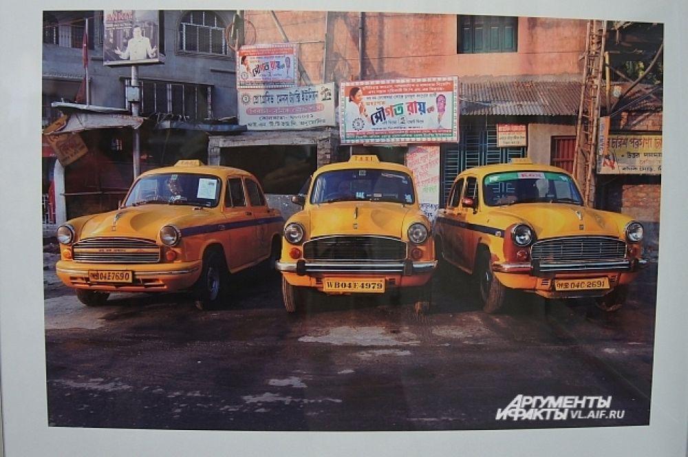 Вы думали, что таких такси уже и в помине нет? Вы ошибались!