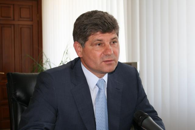 Сергей Кравченко, мэр Луганска
