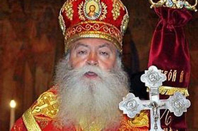 Митрополит Гавриил Ловчанский.