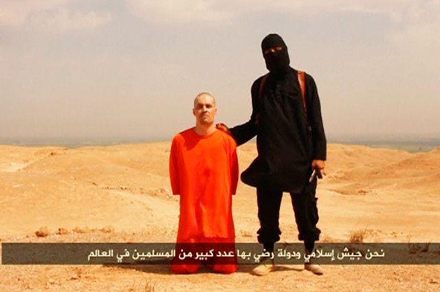 19 августа в Интернете появилась шокирующая видеозапись, на которой, как предполагается, запечатлена казнь американского журналиста Джеймса Фоули.