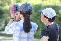 Число туристов из Китая растёт.