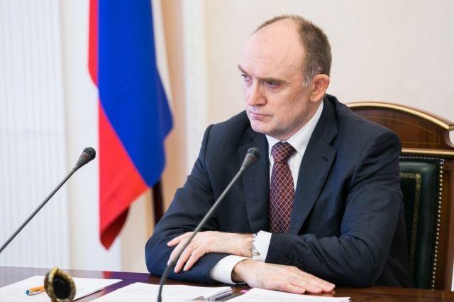 Борис Дубровский занял 61 место из 80 в рейтинге глав регионов России