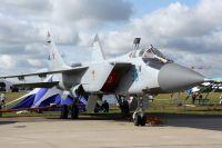 Истребитель МиГ-31.